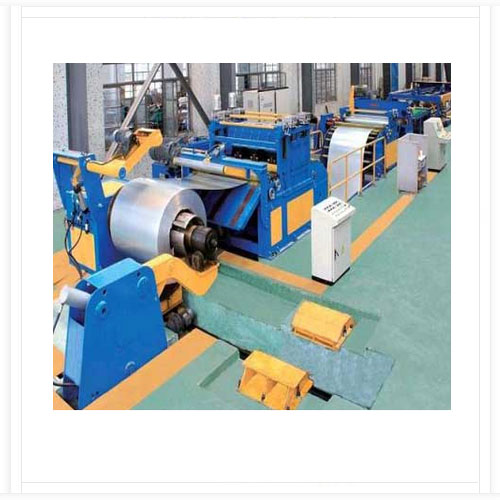 Automatic Heavy Duty Cut To Length Line Machine