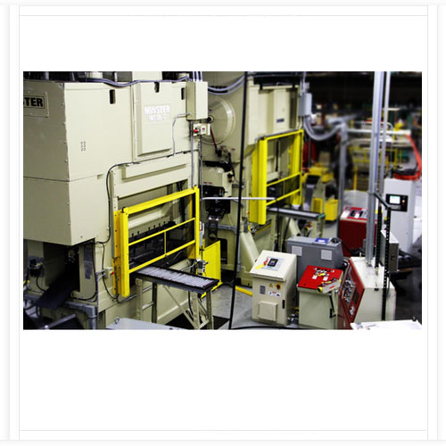 Lamination Production Line (Big-size Motor)