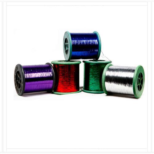 Metallic Yarn - M Type Metallic Yarn and Metallic Thread