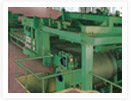 cut to length line- automatic heavy duty
