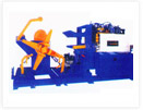 3 in 1 servo straightener feeder uncoiler