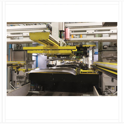 Shell Stamping Line