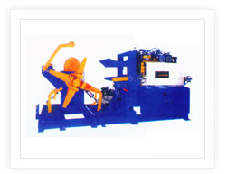 3 in 1 NC Servo straightener feeder uncoiler